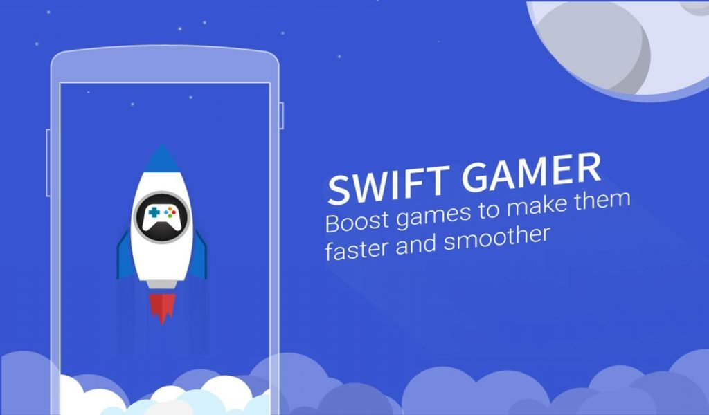 swift gamer boost android games