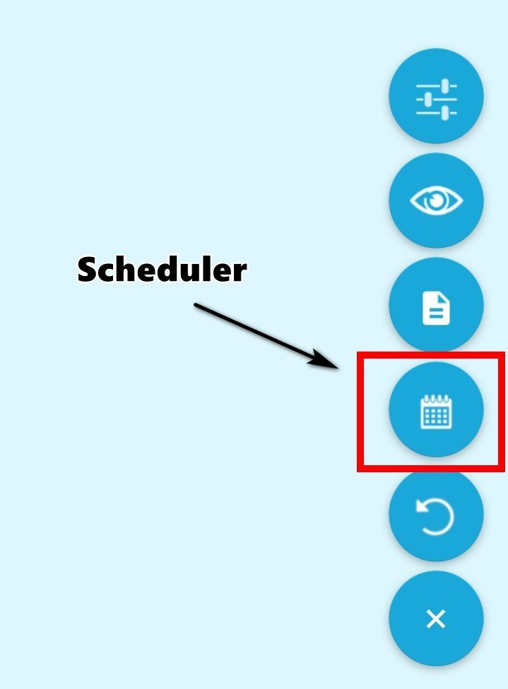 azwhatsapp scheduler message how to use