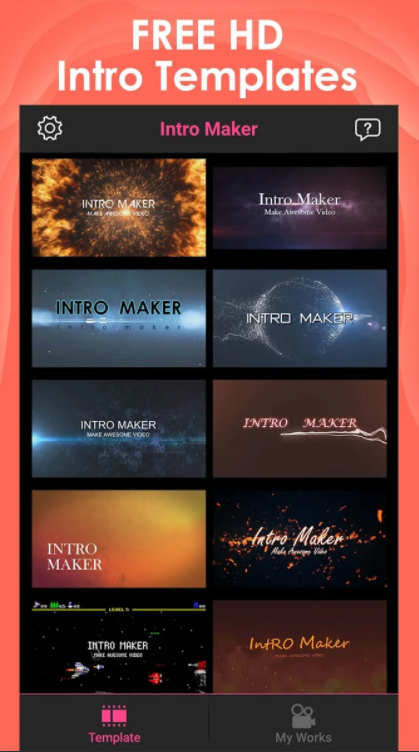 Intro Maker for Youtube mod apk