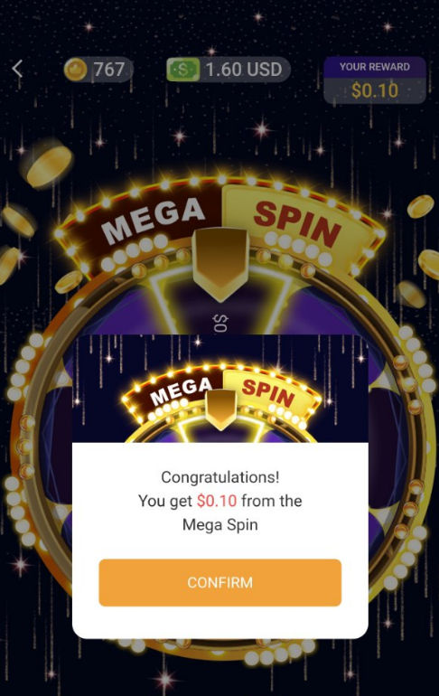 clip claps mega spin unlimited