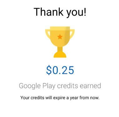 10 Best Apps/Websites to get Google Play Credits FREE