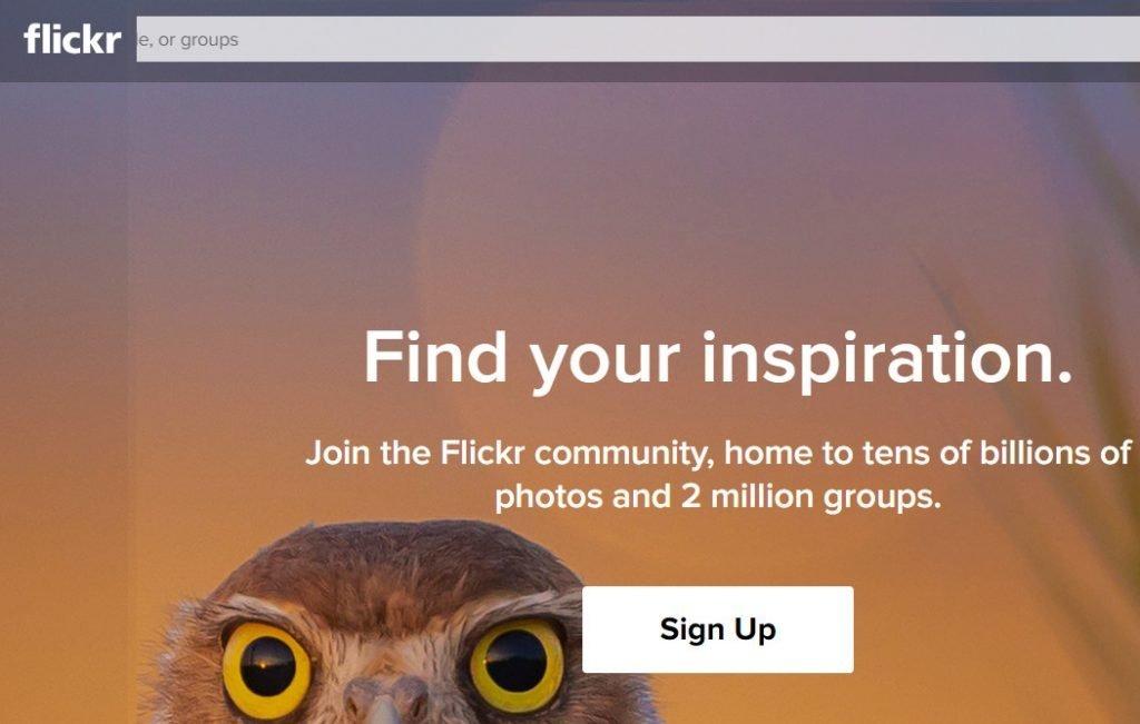 flickr earn money