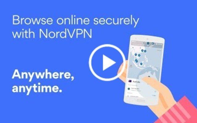 nordvpn android vpn app