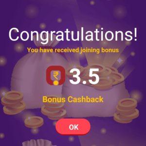onead app sign up bonus cashback