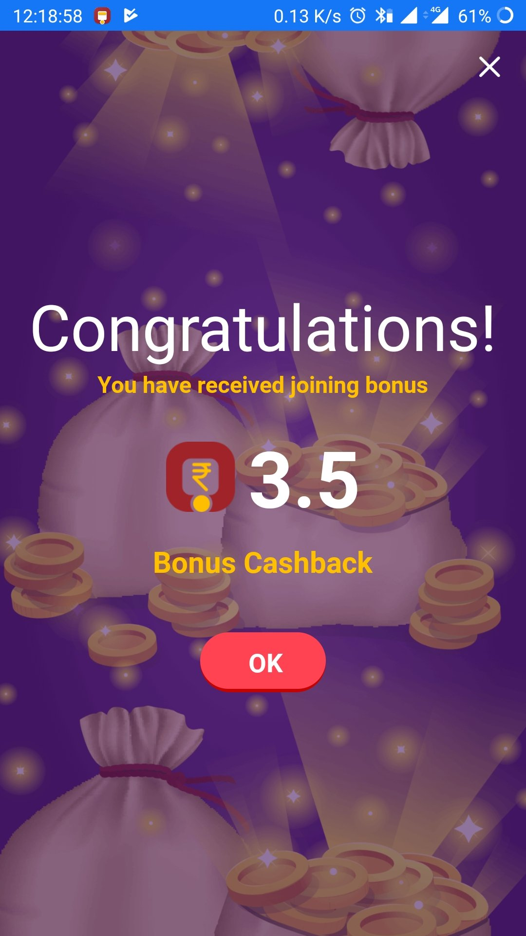OneAd App – Earn Free Upto Rs 2.5 Lakh Per Month (Paytm/Bank Proof)