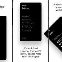lessphone best minimal android launcher