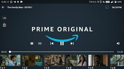 amazon prime video original mod apk