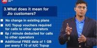 "Jio IUC Top-Up Plans – Calls From Jio to Non-Jio will Be Charged ""6 Paise/Minute"""