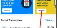 Truecaller UPI – Get Upto Rs.500 Cashback on First Transaction of Month