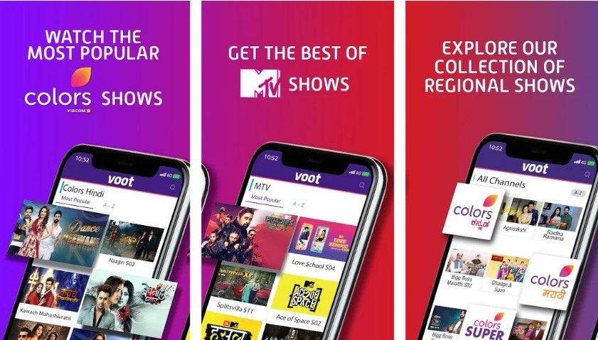 voot mod apk download