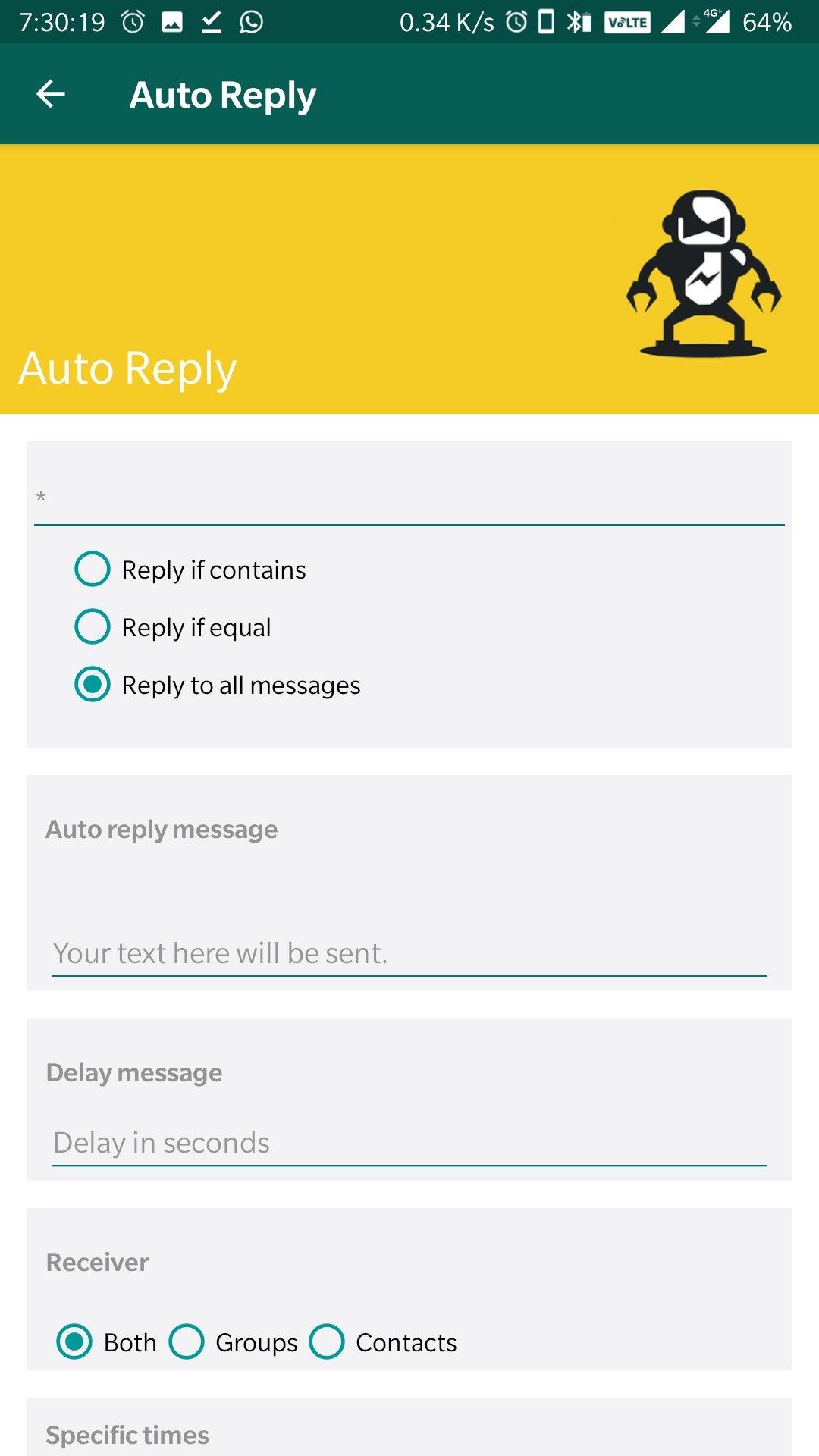 WhatsApp Aero APK Downlaod v200.200.20 [200201] Latest Version