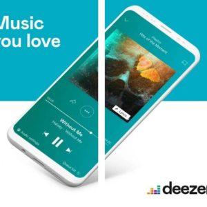 Deezer Music Player Premium mod
