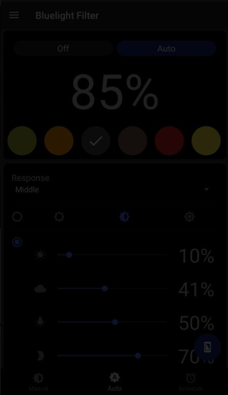 bluelight filter pro paid apk