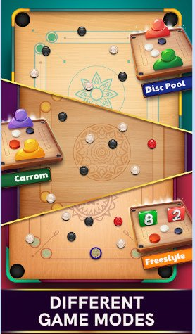 carrom pool mod apk unlimited coins and gems