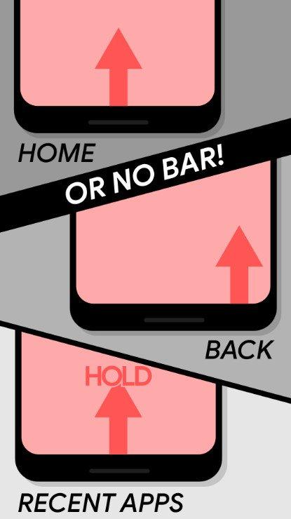 navigation bar android premium