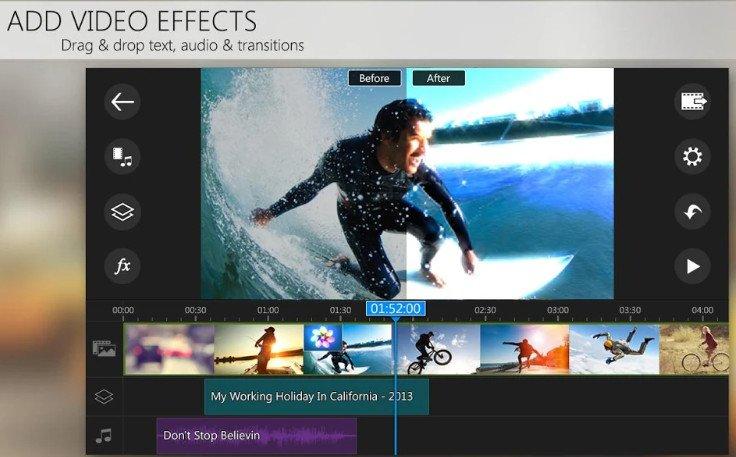 powerdirector pro apk video effects