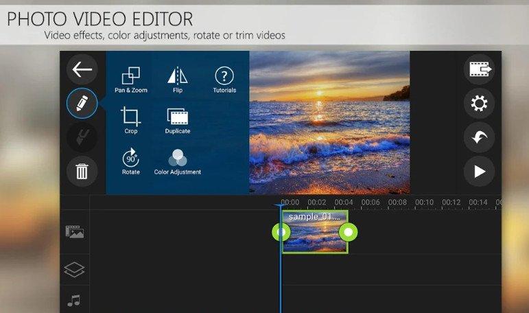 powerdirector pro video editor