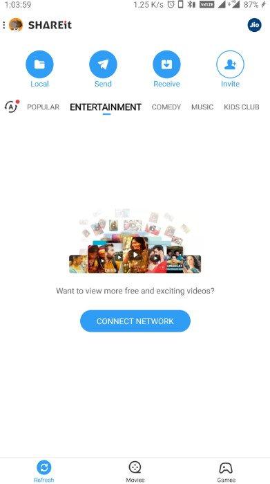 shareit mod apk no ads