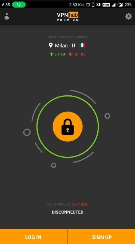 vpnhub premium app