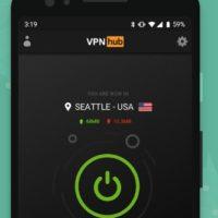 vpnhub premium mod app