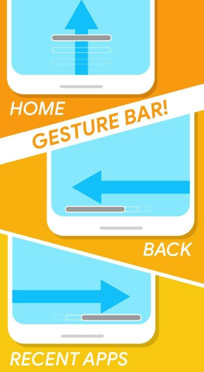 xda navigation bar