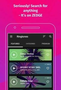 zedge premium mod download