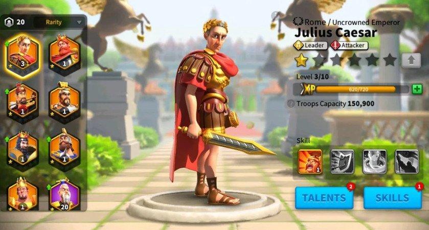 Rise of Kingdoms Lost Crusade Mod Apk download