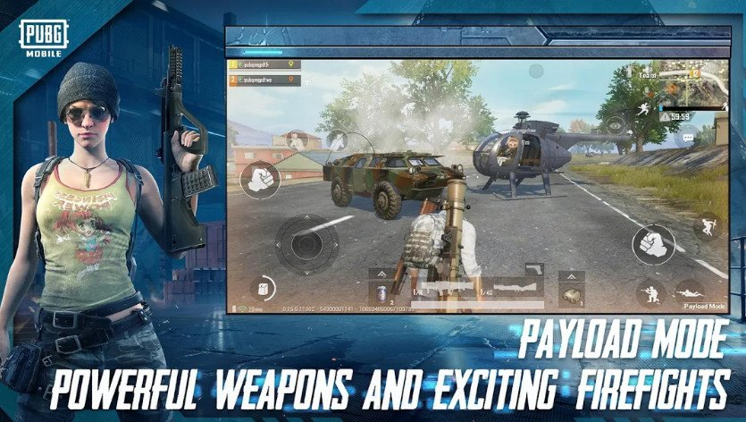 pubg mod apk unlimited money