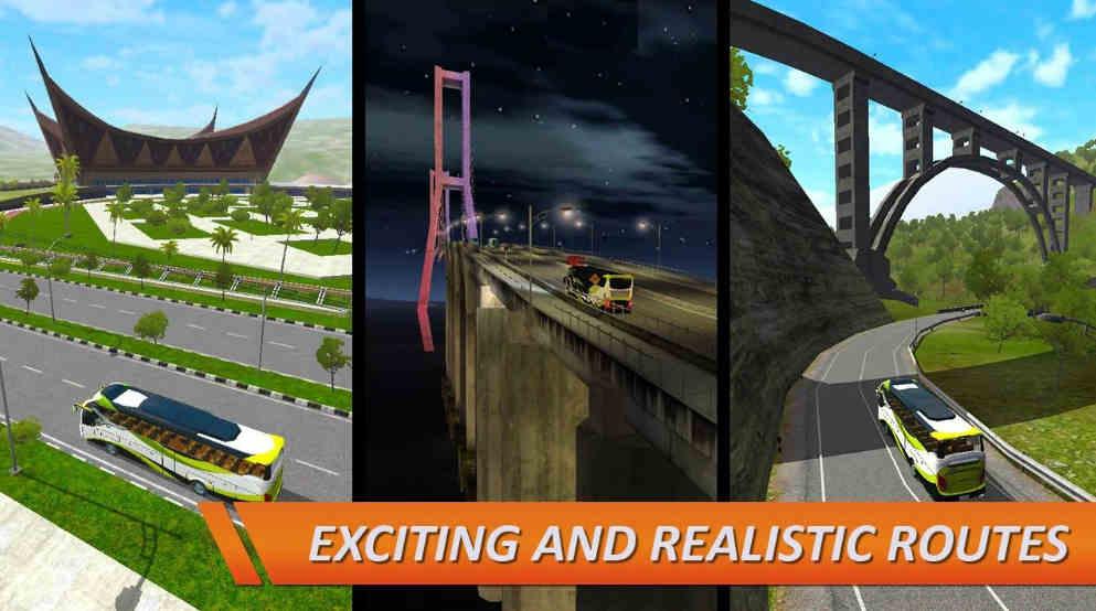 Bus Simulator Indonesia mod apk unlimited money