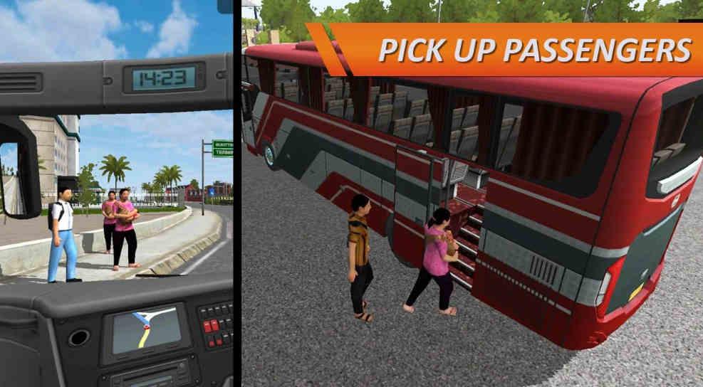 Bus Simulator Indonesia unlimited money