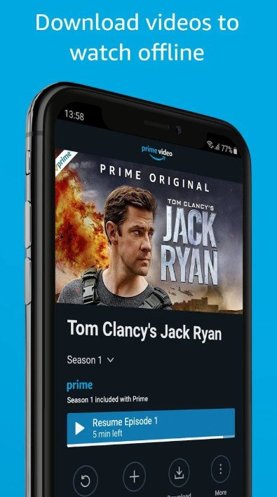 amazon prime video mod download