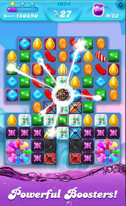 candy crush soda saga boosters