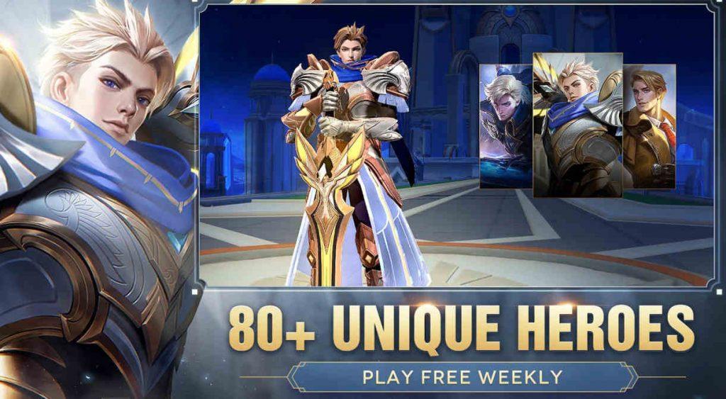mobile legends bang bang unlimited bp