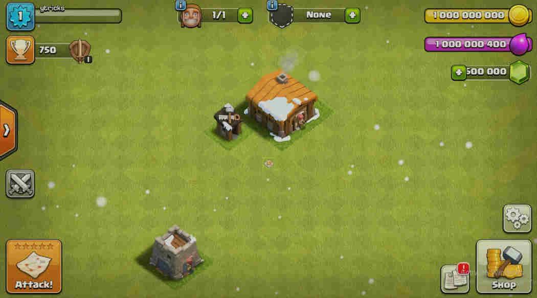 Clash Of Clans Mod Apk V14 100 12 Unlimited Money 2020
