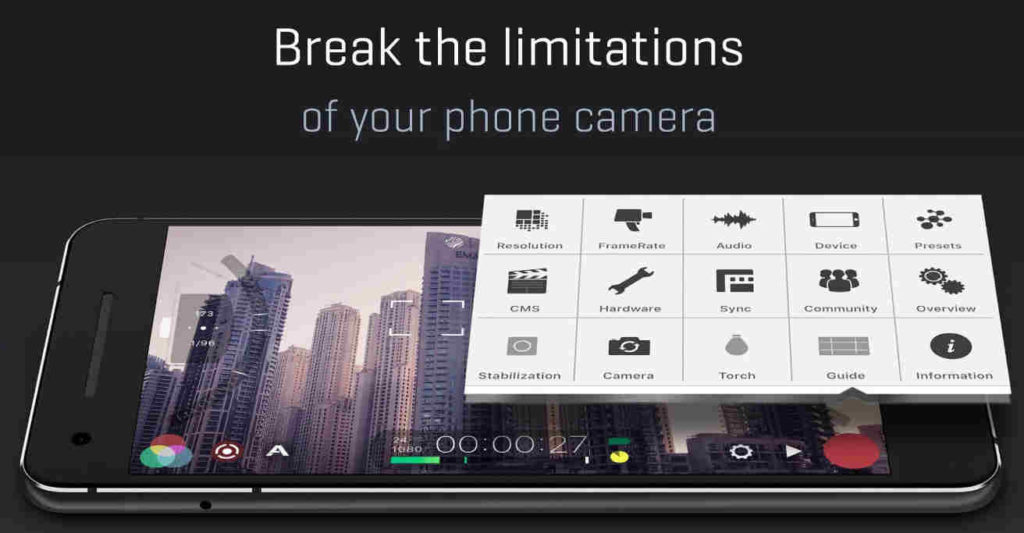 FiLMiC Pro apk for android