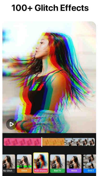 Glitch Video Effects pro apk