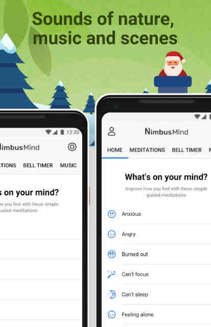 NimbusMind meditation mod apk