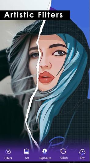 PicsKit – Free Photo Art Editor & Collage Maker (MOD, Pro/VIP)