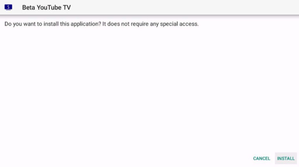 Smart YouTube TV apk adfree