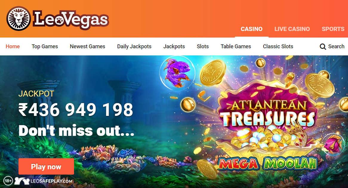 LeoVegas India – Best Revenue Share Program