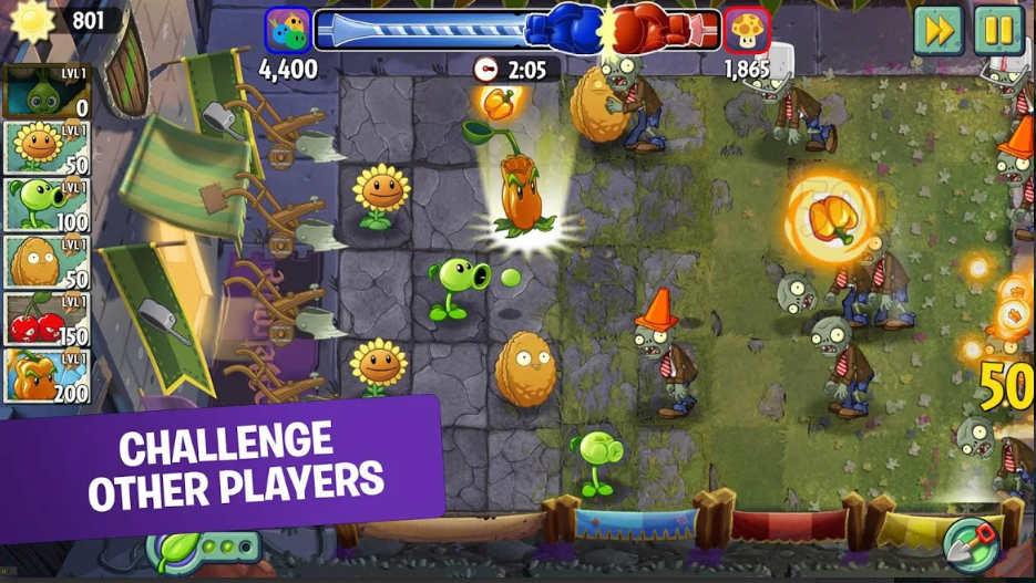 plants & zombies 3