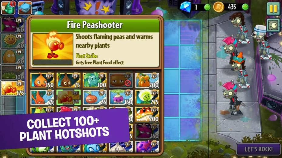 plants & zombies 4