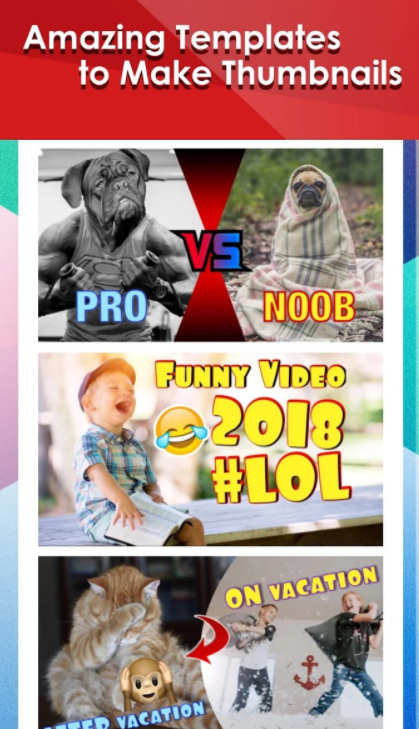 Thumbnail Maker for YT Videos mod apk download