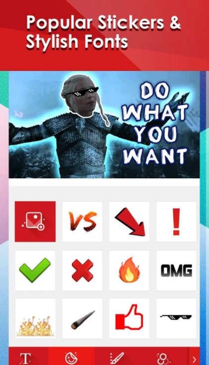 Thumbnail Maker for YT Videos mod