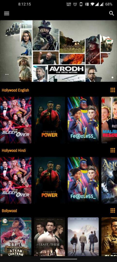 Flix4u APK (Ad Free) – Watch Web Series/Movies/TV Shows