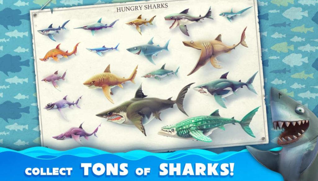 hungry shark world mod apk downlodad