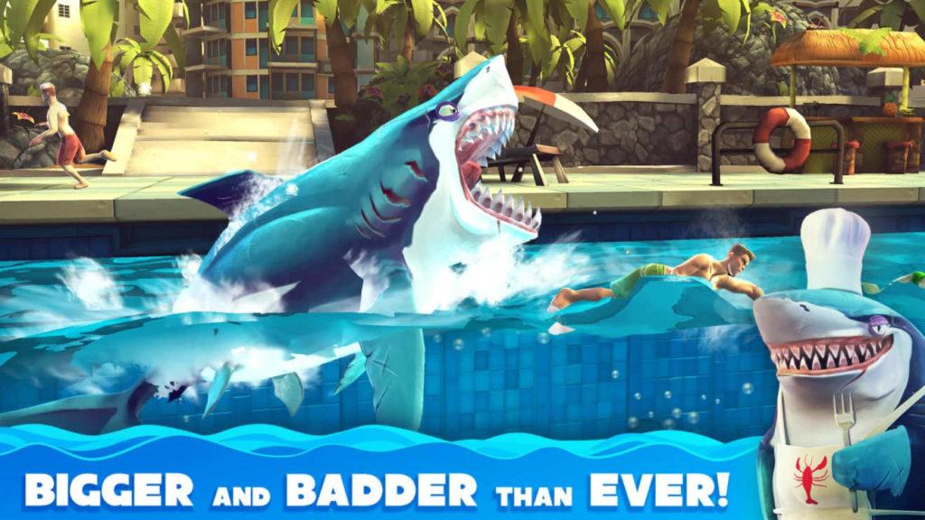 hungry shark world mod unlimited money
