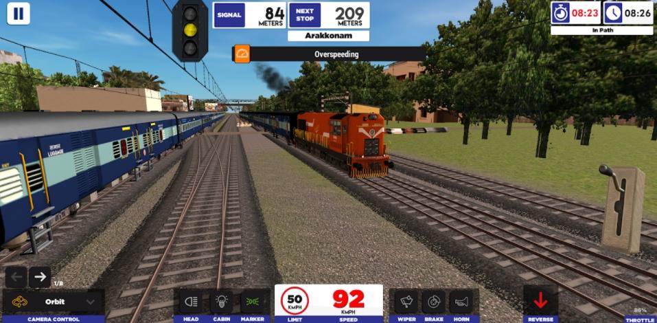 Indian Train Simulator mod 2021