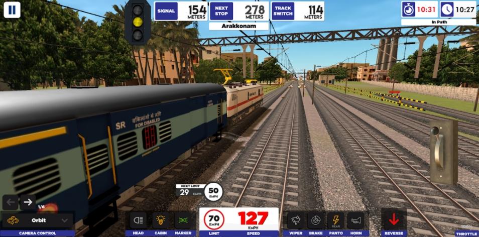 Indian Train Simulator mod