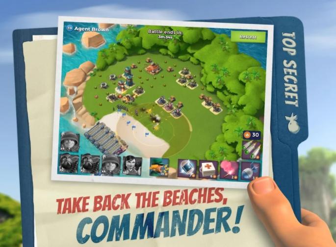 boom beach apk mod 2021